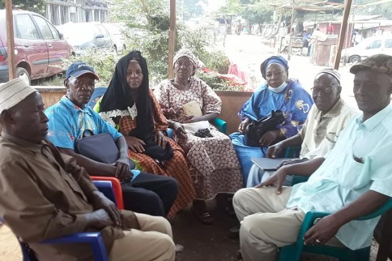 Guinée : Des veuves de 171 ex-travailleurs de l'ENELGUI  en détresse