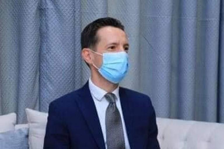 Luca Attanasio, ambassadeur de l' Italie en RDC a été  tué ce lundi