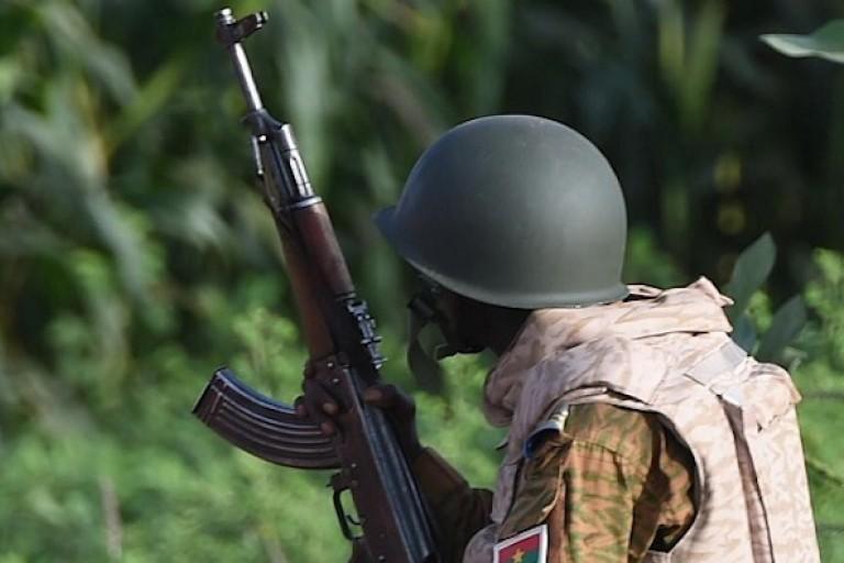 L'armée burkinabè se braque contre les terroristes