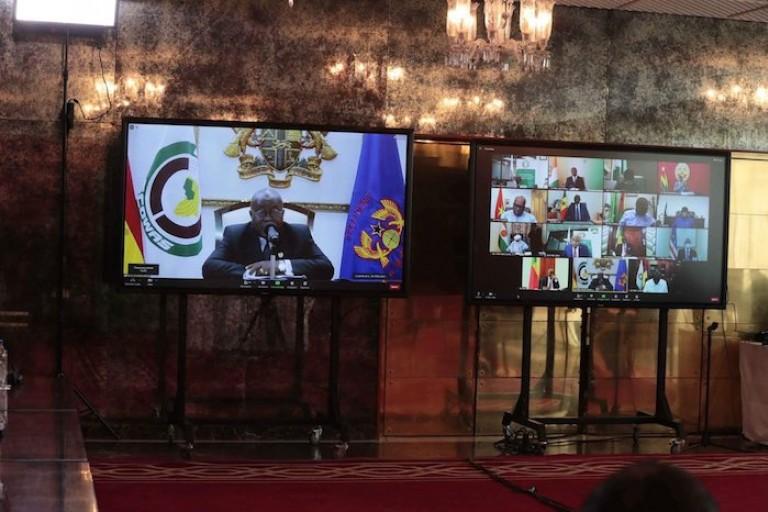 Communiqué final du Sommet extraordinaire de la CEDEAO