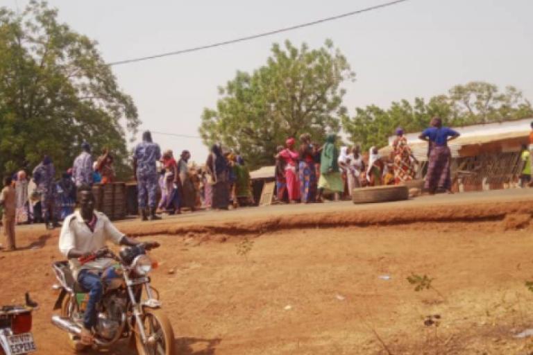 Covid 19 : Des commerçants en colère après le bouclage de Mango