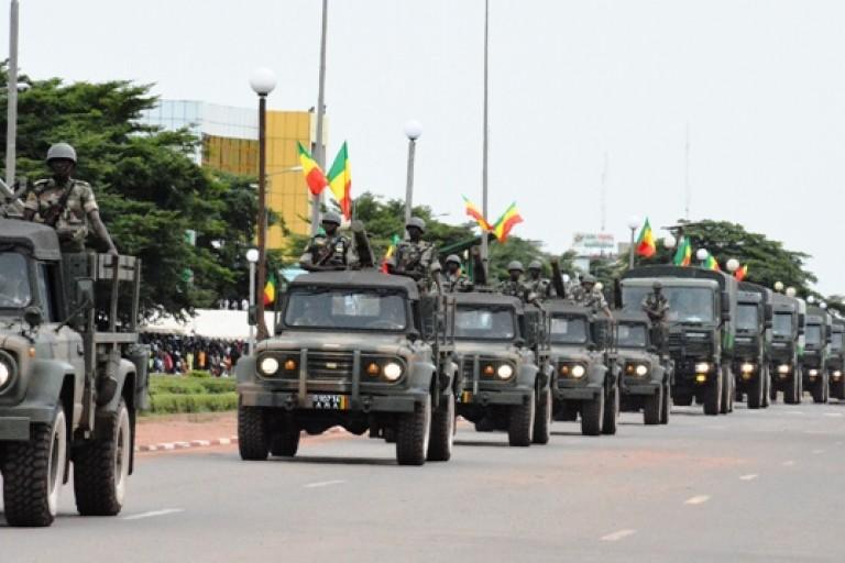 """Armée malienne - """"Il y a des ripostes de très belle nature qui font honneur à l'armée malienne """""""