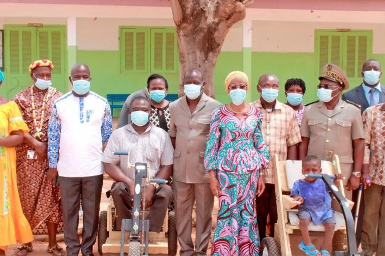 Bakayoko-Ly Ramata aux personnes en situation de handicap: « Votre potentiel compte dans le développement de la Côte d'Ivoire ! »