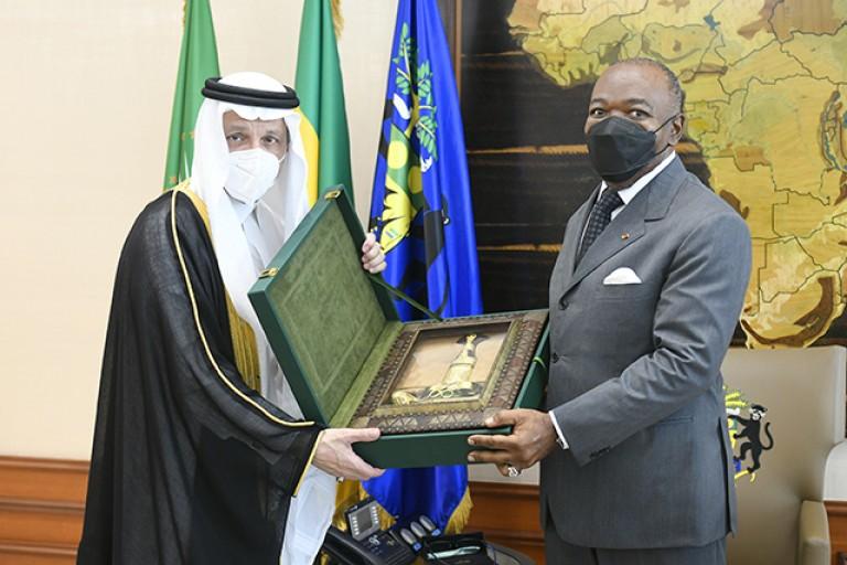 Coopération : L ' Arabie Saoudite aux côtés de Libreville contre «toutes formes de terrorisme»