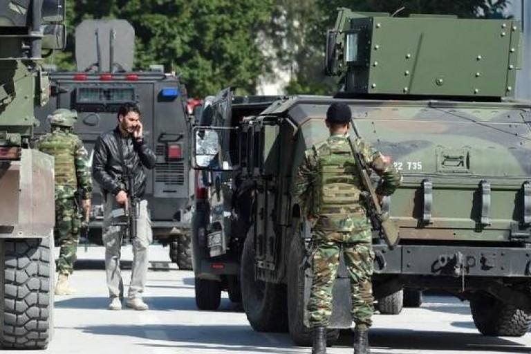 Tunisie: Le mont Mghila, un maquis de djihadistes