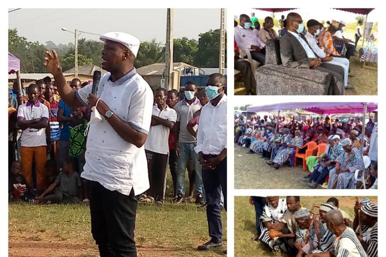 Mabri Toikeusse: ''La fragilité et la convalescence de Diety Félix n'a guère ému ses amis du RHDP