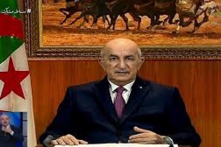 Le président Abdelmadjid Tebboune annonce un nouveau gouvernement