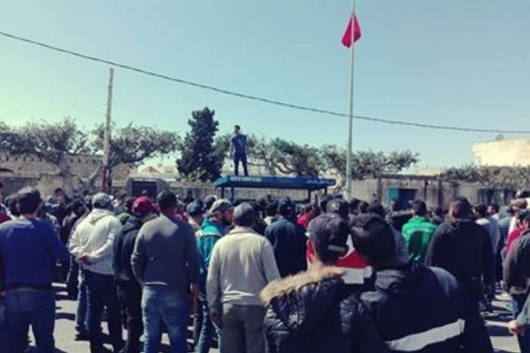 Ateliers mécaniques du Sahel : Les employés protestent