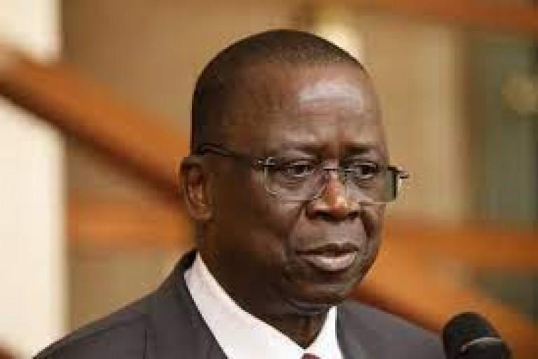 Ahoussou Jeannot, président du Sénat a regagné Abidjan après 8 mois d'absence