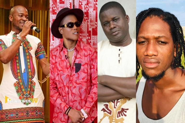 Ces artistes béninois qui soutiennent le duo Talon-Talata