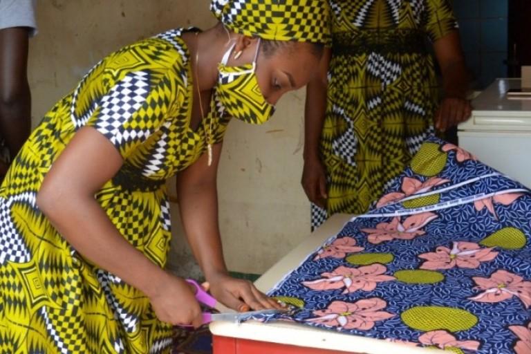Pandémie de Covid-19 et l'incroyable résilience de la femme africaine
