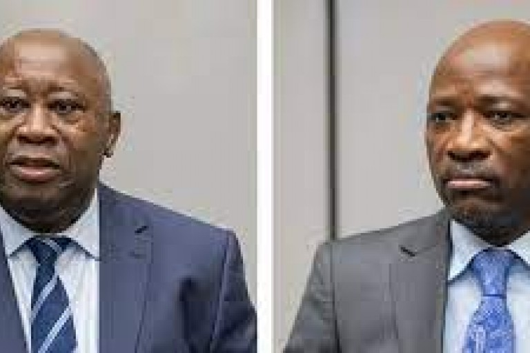 Laurent Gbagbo et Charles Blé Goudé, les deux Ivoiriens ont été acquitté