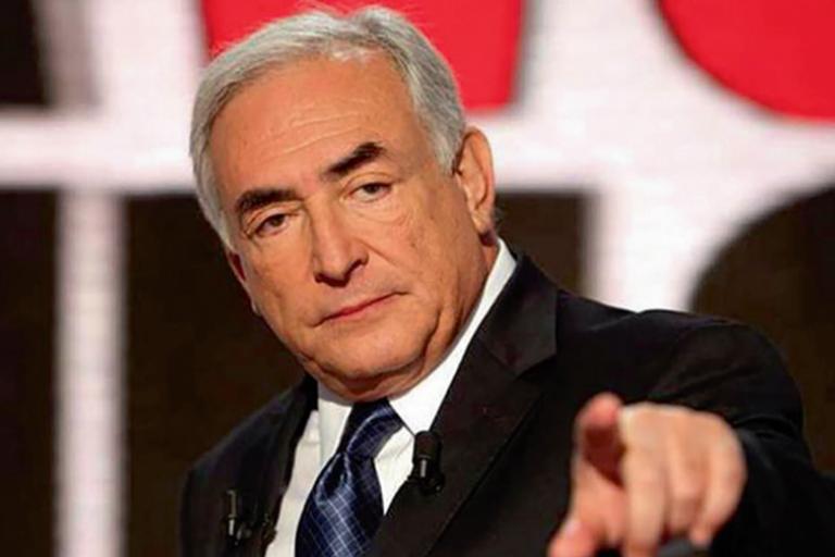 Rejeté en Europe, Dominique Strauss-Kahn  devient l'ami des présidents africains - Dominique Strauss Kahn
