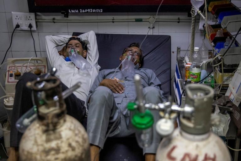 Covid-19 en Inde: 2000 décès ont été recensés en 24 heures