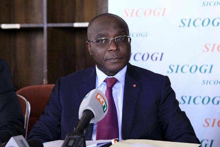 Ministre Bouaké Fofana