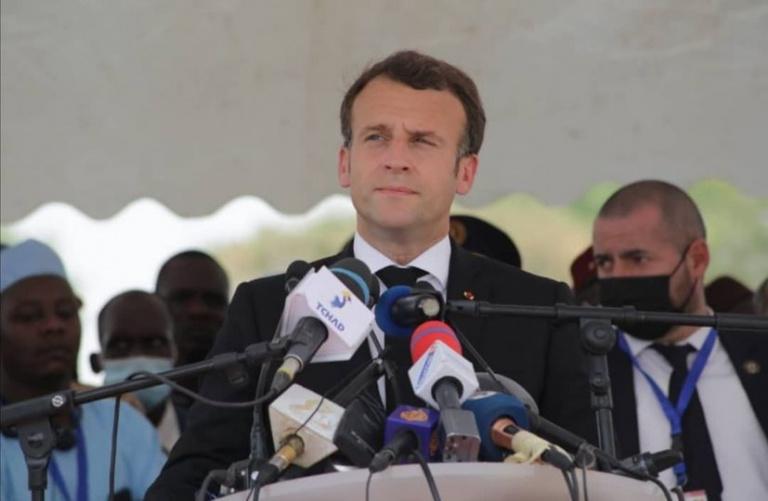 Ce que Macron et la France promettent au Tchadien