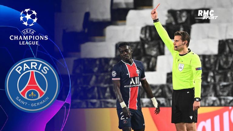 Idrissa Gueye devient le premier joueur à être expulsé 2 fois