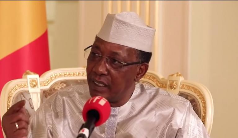 Tchad : Idriss Déby, Mahamat Déby installé