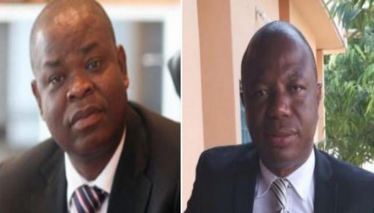 Justin Koné Katinan et Damana Pickass ont officiellement mis fin à leur exil