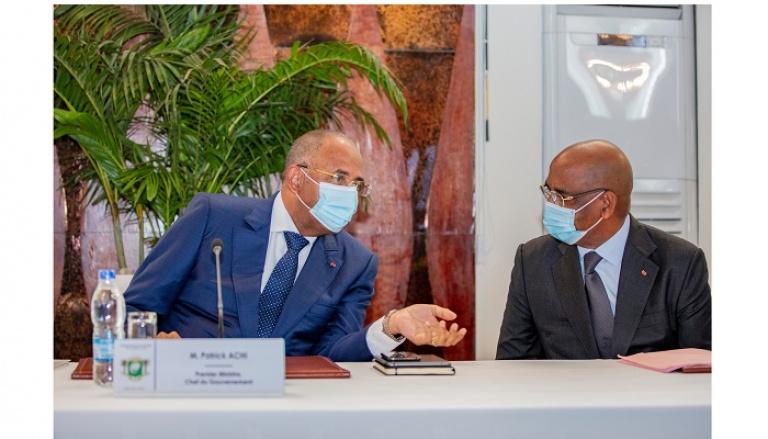 Dialogue direct entre Patrick Achi et le secteur privé
