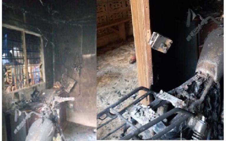 Togo : Sa femme le quitte, il s'immole par le feu avec ses enfants