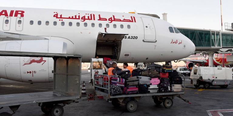 Tunisair, compagnie arérienne de la Tunisie