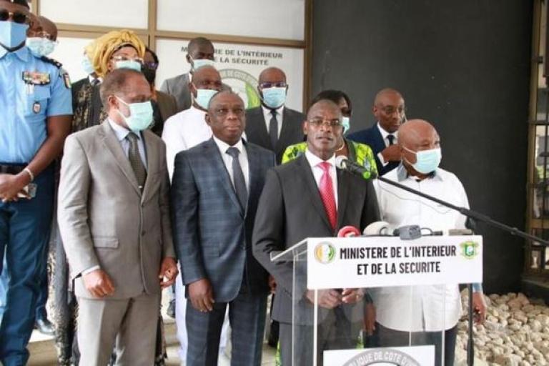 Retour de Laurent Gbagbo : Les choses sérieuses se mettent en place