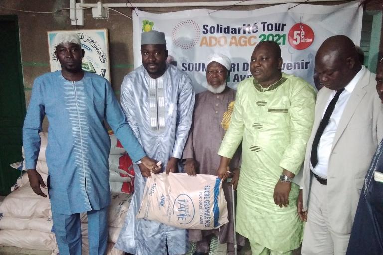 Ali Konaté: ''Nous sommes dans une société équitable, donc on va vers tout le monde''