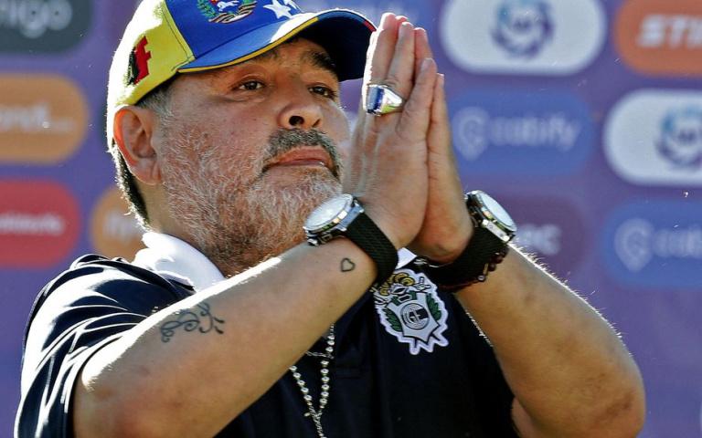 Révélations glaçantes sur sa mort de Diego Maradona