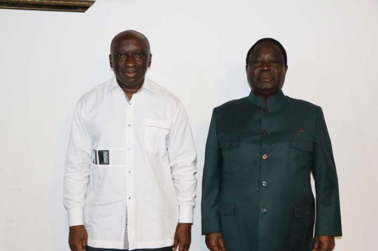 PDCI-RDA: Allah Kouadio Rémi, successeur d'Henri Konan Bédié?