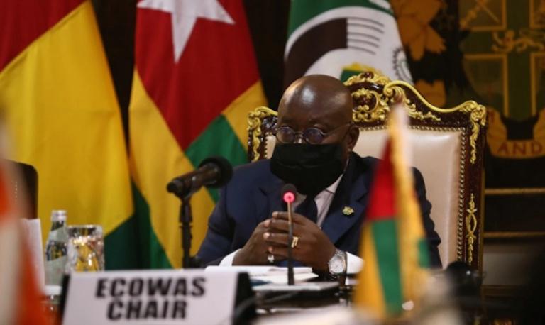 La CEDEAO entérine la prise du pouvoir du Colonel Assimi Goïta