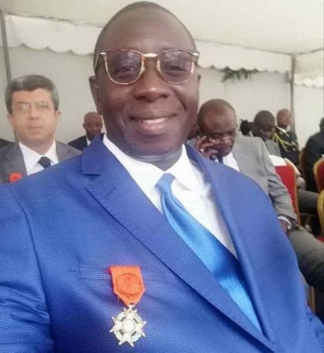 Tonton Bouba licencié de la Rti pour avoir été décoré par Gbagbo ?