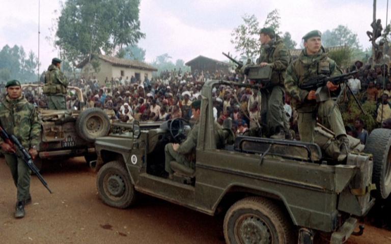 Massacre de Bisesero au Rwanda: