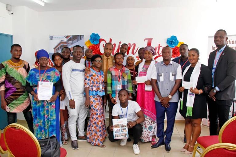 Fête du travail : Yamoussa Coulibaly (Pdg de Chim Inter) ''gâte'' ses employés