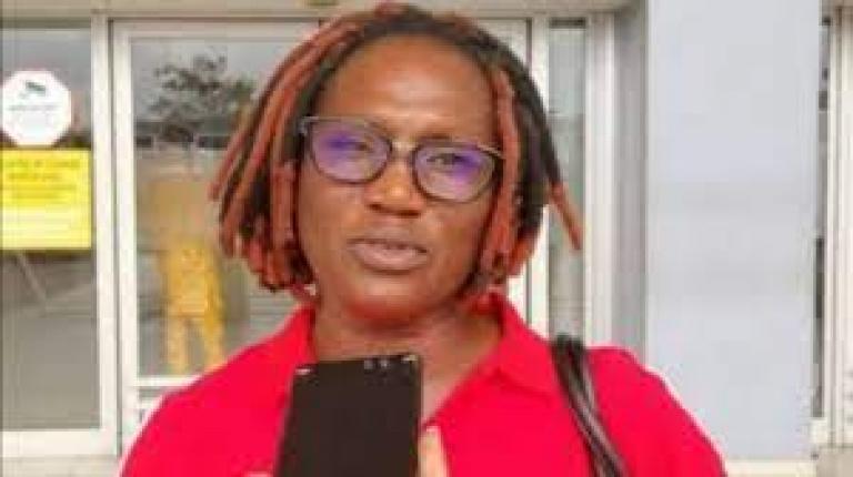 L'activiste de la société civile,Pulchérie Gbalet , interdite de quitter la Côte d'Ivoire