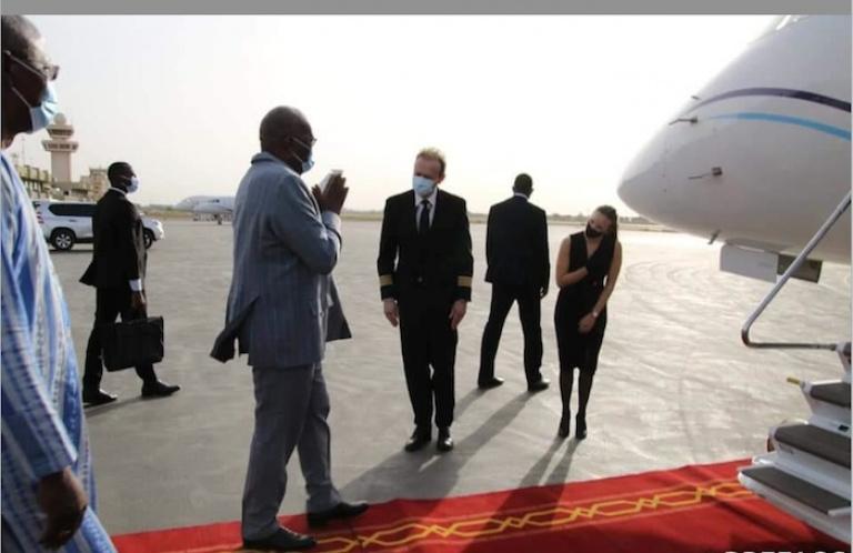 Roch Kaboré s'envole pour Paris, à l'invitation de Macron