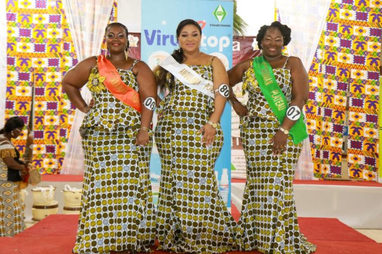 Pré-sélection Awoulaba 2021: Ahoua Bakayoko, la nouvelle reine de beauté du Plateau