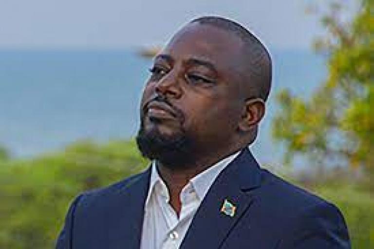 Zoé Kabila, le gouverneur déchu de la province du Tanganyika