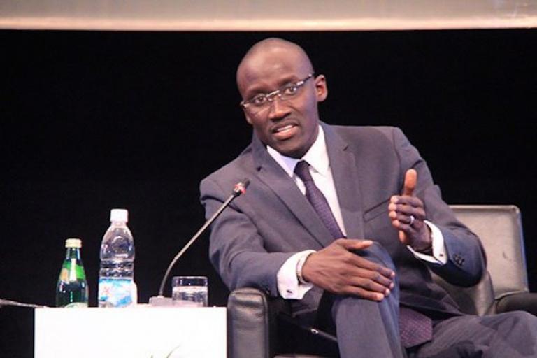 La palme d'or à Abdourahmane Cissé, jeune cadre dynamique du pouvoir ivoirien