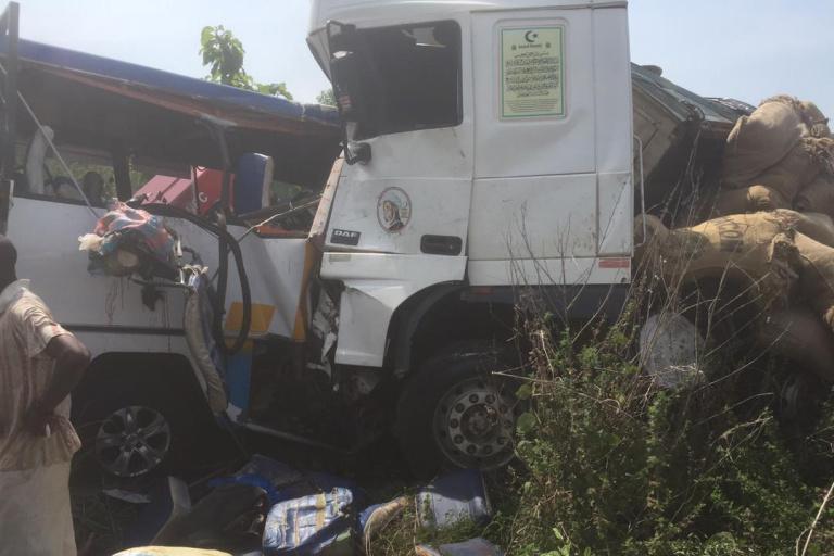 Accident axe Katiola-Fronan : Amadou Koné ouvre une enquête