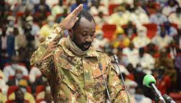 Le Colonel Assimi Goïta , est le nouveau président de la transition malienne