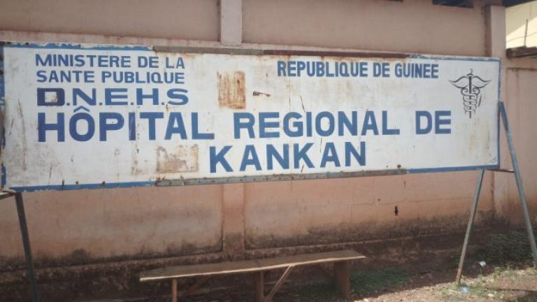 Guinée : Mort d'une femme enceinte, la sage-femme suspendue