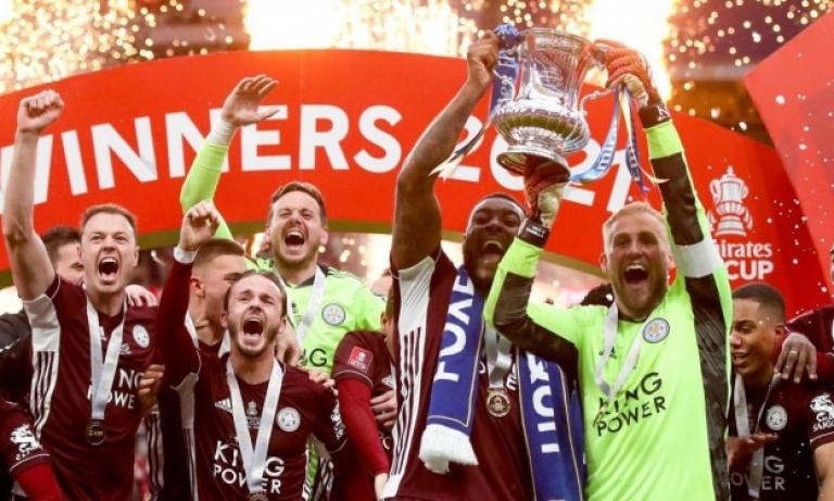 Youri Tielemans et Leicester City sacrés champions de la FA CUP