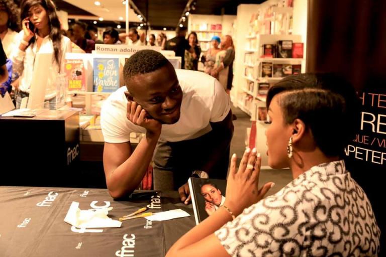 nathalie koah sous le charme d'un jeune ivoirien