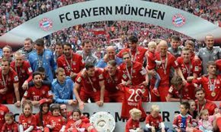 Le Bayern de Munich égale le record de la Juventus de neuf titres consécutifs