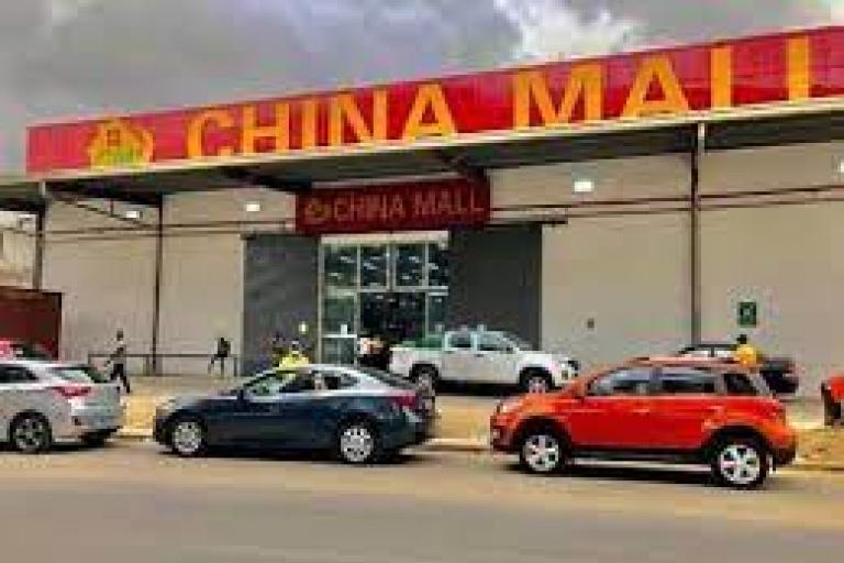 Le China Mall Grand Bassam s'apprête à ouvrir ses portes dans la ville balnéaire du sud d'Abidjan