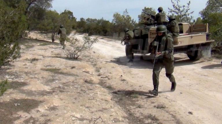 Tunisie : L'armée annonce la neutralisation de cinq terroristes