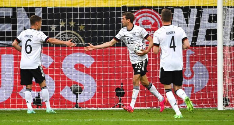 Euro 2021 - Allemagne