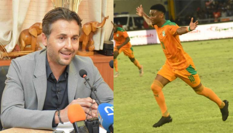 Patrice Beaumelle: ''Amad Diallo, lorsqu'il a le ballon, le temps s'arrête''