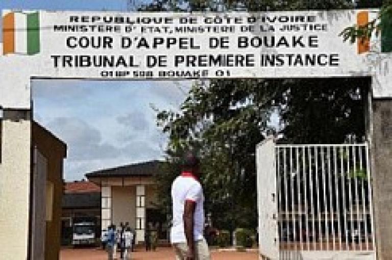 La Police Criminelle et la Brigade anti-criminalité de Bouaké aux trousses d'un détenu évadé